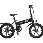 ADO A20: $ 899 folding e-bike that can travel up to 80 km on a single charge