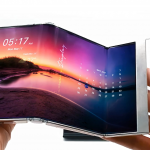 Samsung's new display folds down multiple times