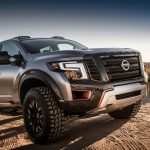 An attraction of unprecedented generosity: an American Nissan dealer leases a Nissan Leaf electric car for two years for 99 cents when buying a Titan pickup truck