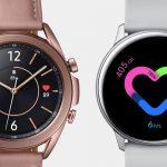 تتلقى كل من Samsung Galaxy Watch 3 و Galaxy Watch Active 2 تحديثًا جديدًا للبرنامج