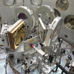 The intensity of the new most powerful laser is comparable to the light of the Sun falling on the Earth.