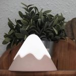 Xiaomi Snow Mountain Lamp: a silicone mountain lamp with built-in rechargeable battery for $ 23