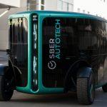 SberAutoTech представила прототип повністю автономного електромобіля