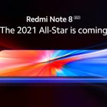 Xiaomi teaser Redmi Note 8 2021, and outwardly it is no different from the Redmi Note 8 2019