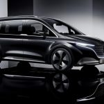 Mercedes-Benz EQT: Elektro-Minivan-Konzept, das Daimler zusammen mit Renault herausgebracht hat