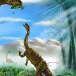Fossilized dinosaur bones of unknown species found in southwestern China