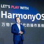 ستتلقى هواتف Huawei الذكية نظام HarmonyOS في يونيو