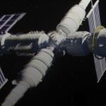 قطعة من الحطام الفضائي أضرت بمحطة الفضاء الدولية