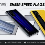 Realme GT 5G with Snapdragon 888 chip and 120Hz AMOLED screen presented to the global market