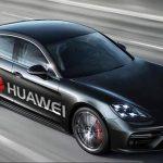 شائعة: تقوم شركتا Huawei و Porsche بتطوير سيارة SUV ذات 7 مقاعد