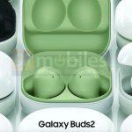 هذا ما سيبدو عليه Galaxy Buds 2: سماعات الأذن TWS الجديدة من سامسونج