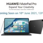 Huawei MatePad Pro 12.6 with Harmony OS on board goes global on June 10