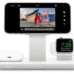 Mophie stellt MagSafe 3-in-1-Wireless-Ladegerät für iPhone, Apple Watch und AirPods vor