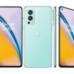 OnePlus Nord 2 5G showed on official renders: design in the style of OnePlus 9 and two colors