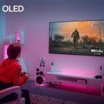 حلم اللاعب: تلفزيونات LG OLED في العالم الأولى بتقنية Dolby Vision HDR 4K 120Hz