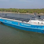 First unmanned electric cargo ship to sail this year