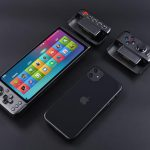 GPD is preparing a modular handheld game console based on the Android operating system