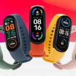 Smart bracelet Xiaomi Mi Smart Band 6 received new features along with the update
