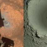 Soft and crumbly Martian soil could not be collected for study