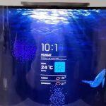 سامسونج تكشف عن مكبر صوت ذكي متغير الشكل مع شاشة 12.4 بوصة مرنة