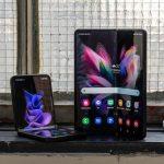 الهواتف الذكية القابلة للطي Samsung Galaxy Z Fold 3 و Z Flip 3 هي بالفعل أكثر شهرة من خطوط Galaxy S21 و Note 20.