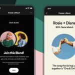 """تطلق Spotify قوائم التشغيل المشتركة """"Blend"""" لجميع المستخدمين"""