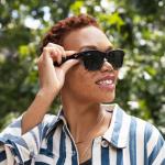 قصص Ray-Ban: نظارات فيسبوك الذكية الأنيقة بقيمة 299 دولارًا للتصوير والاستماع إلى الموسيقى واستقبال المكالمات