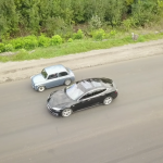 """""""Zaporozhets"""" from Ukraine was able to overtake Tesla Model S"""
