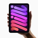 Apple says jelly effect on iPad mini 6 display is not a problem
