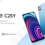 Realme C25Y هو أرخص هاتف ذكي جديد مزود بكاميرا بدقة 50 ميجا بكسل