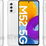 Samsung Galaxy M52 5G quality images published