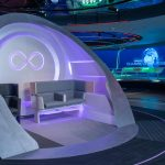 Virgin Hyperloop revealed what will be inside the capsules of the transport of the future
