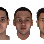 Forensic scientists have recovered the faces of three Egyptian mummies