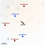 """Three dwarf galaxies turned out to be """"relics"""" of the origin of the Universe"""