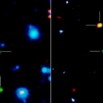 Astronomers accidentally find two galaxies at the edge of space and time