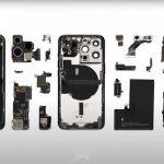 يكشف تفكيك iPhone 13 Pro عن بطارية 3095 مللي أمبير ومودم Qualcomm X60 5G داخل الهاتف الذكي