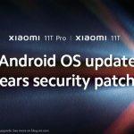 Android 14 і чотири роки оновлень - Xiaomi 11T і 11T Pro отримають тривалу підтримку