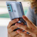 تعمل Motorola على هاتف Moto G71 الذكي بدعم 5G وبطارية 5000 مللي أمبير