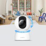 Xiaomi Smart Camera 2 PTZ: IP Dome Camera with 4 MP Sensor and Night Mode for $ 39