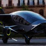An electric plane with an intelligent control system appeared. He flies 250 km in an hour