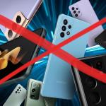 حظرت روسيا بيع 61 طرازًا من هواتف Samsung الذكية